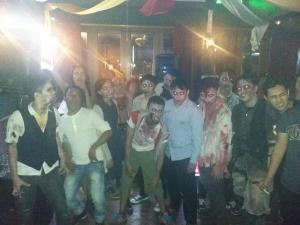 Smirnoff zombies