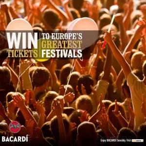 Bacardi Festivals