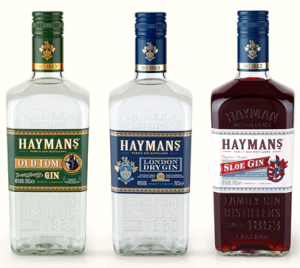 Hayman sloe gin
