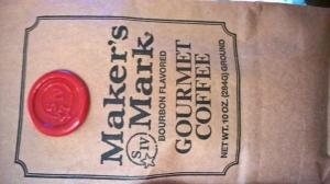 Makers Mark coffee