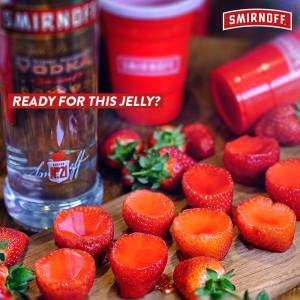 Smirnoff jellies