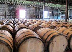 Buff trace barrels