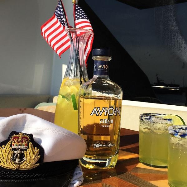 Tequila avion independence day alcohol a waste of life for Avion tequila mixed drinks