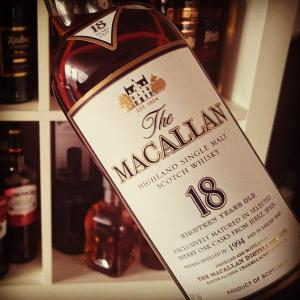 The Macaallan 18