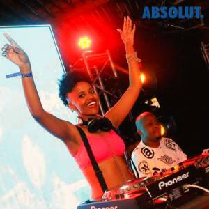 Absolut be the party