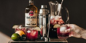 bacardi thanksgiving