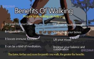 benefits of walking tw feb 16