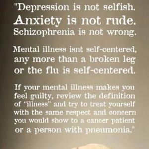 depression is tw feb 16