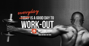 man work out tw mar 16