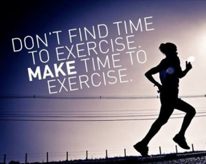 make time to exeercise tw 11616