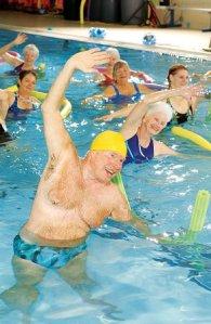 swim exercise tw 10616