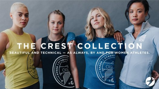 oiselle crest collection