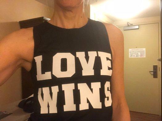 sally love wins