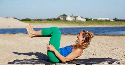 yoga journal rocking