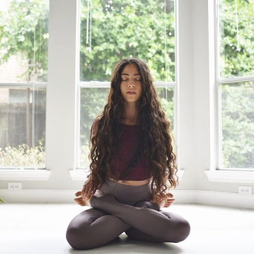 yoga rebel inner peace