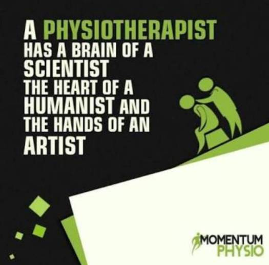 a-phyiotherapist