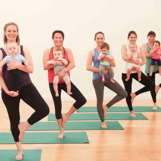 yoga works mamaste