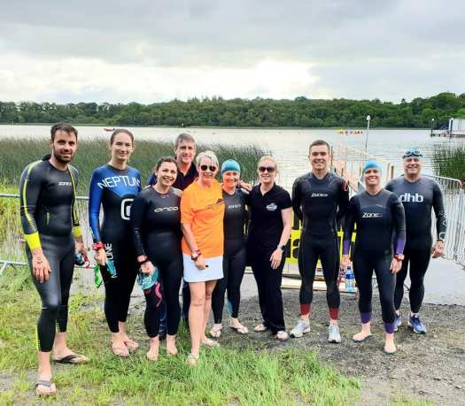 lough rynn swim