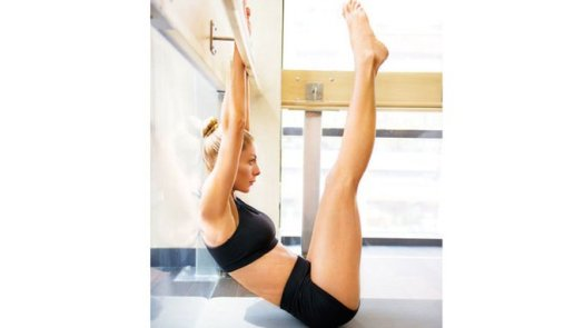 yoga journal barre