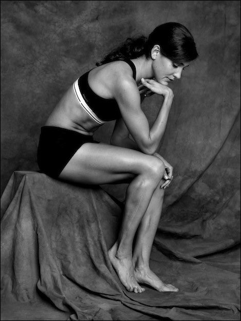kara goucher the thinker