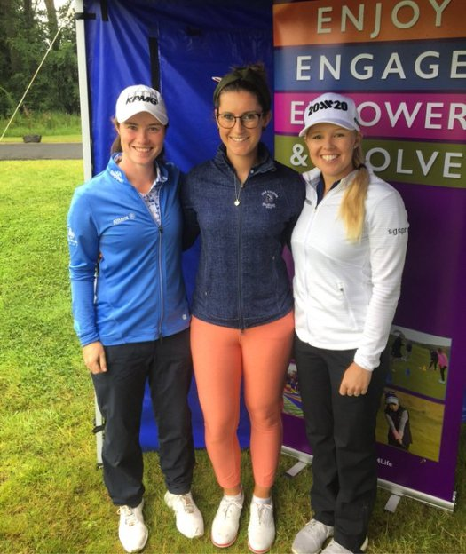 leona maguire world inv golf