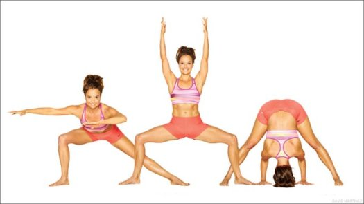 yoga journal sequencing