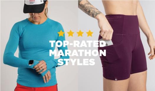 oiselle marathon styles