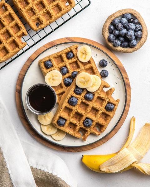yoga rebel waffle