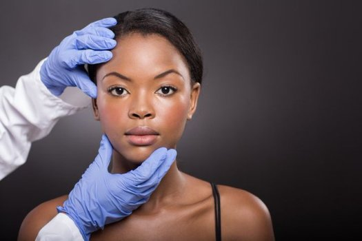 skin care colour blind