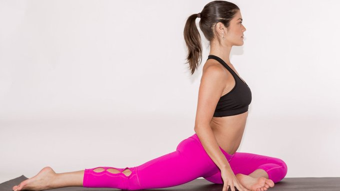 yoga journal affirmation practice